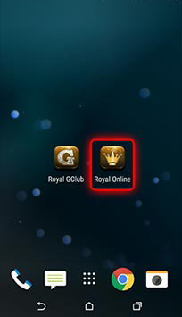android royal online